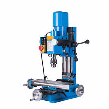 Mini Drilling & Milling Machine 600W Motor w/ Emergency Stop