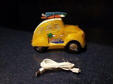Classic Car Vw Citroen Surf Board Decorative Battery Usb Night Light Table Lamp