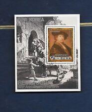 1981 Rembrandt-325th Anniversary m/sheet