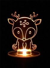 Deer Flashing Night Light - Small Novelty Gift for Kids