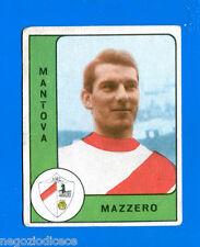 CALCIATORI PANINI 1961-62 - Figurina-Sticker - MAZZERO - MANTOVA -Rec