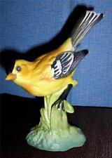 Vintage Japan Porcelain Bird Figurine Oriole Good Condition LOOK HL