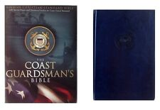 The Coast Guardsman's Bible by Holman Bible Staff (2012, Imitation Leather) Blue