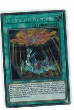 GLORIEUX numéro blrr-de035, 1st, secret rare, Allemand, Yugioh