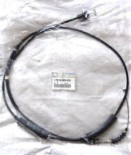 17910-SE0-E21 Throttle Wire Genuine Honda Parts Accord 1986 EX-i Injection RHD