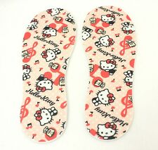 【SALE】New Hello Kitty  Kids Shoe Insoles adjustable Anti-microbial Sanrio FS