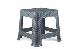 Plastic Multipurpose Stool for Sitting Long stool Pack of 1