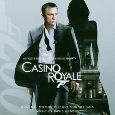 CASINO ROYALE  ORIGINAL SOUNDTRACK CD NEU! JAMES BOND