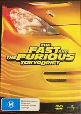 The Fast And The Furious - Tokyo Drift (DVD, 2006, Box Set)  BRAND NEW
