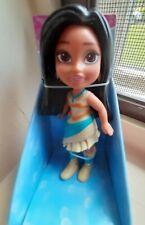 """Disney Princess Pocahontas Mini Toddler 3"""" poseable figure NEW"""