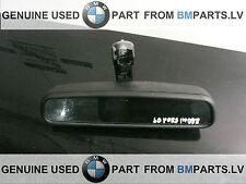 GENUINE BMW 1 3 5 6 7 X3 X5 Z4 M3 E90 E92 REARVIEW MIRROR EC/LED 51169134459
