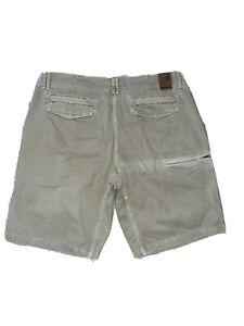 Gramicci Khaki Shorts Men's Size 38 Outdoor Hiking 100% Cotton Vintage