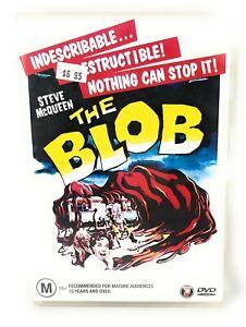 The Blob (DVD, 1958) Steve McQueen Region 4 Free Postage