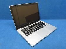 "Apple MacBook Pro A1278 13.3"" Laptop Intel Core i5 2.40GHz 4GB RAM 320GB HDD"