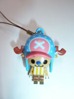 One Piece Tony Tony Chopper minifig figure cel phone charm anime pirate cute!