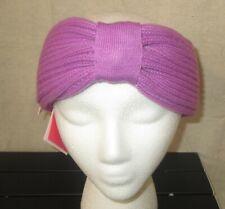 KATE SPADE NEW YORK~One Size~Wildflower Purple Turban Headband KS1002168