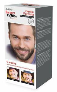 Godefroy - Barbers Choice Beard & Mustache  3 Aplication/MEDIUM LIGHT BROWN