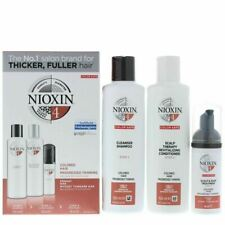 Nioxin Trial Kit System 4 -Cleanser 150ml/Revitaliser 150ml/Scalp Treatment 40ml