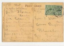 Miss Florrie Willshire Lower Burytown Farm Blunsdon Swindon 1918 031a