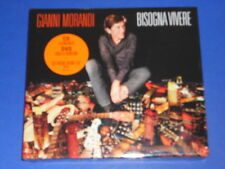 Gianni Morandi - Bisogna vivere - CD+DVD SIGILLATO