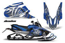 YAMAHA APEX GRAPHIC STICKER KIT AMR RACING SNOWMOBILE SLED WRAP DECAL 06-11 DEAD