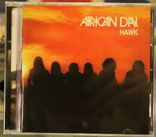 Hawk-African Day  S. African prog psych cd S. African press