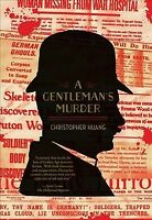 Gentleman's Murder, Paperback by Huang, Christopher, Like New Used, Free P&P ...