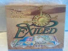 "Vintage Chariot Victor Publishing ""Exiled"" Christian Board Game - Rare 1998"