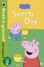 Peppa Pig Sports Day - Read it yourself with Ladybird