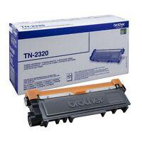 Brother TN2320 Original OEM High Capacity Black Toner Cartridge 1 day delivery