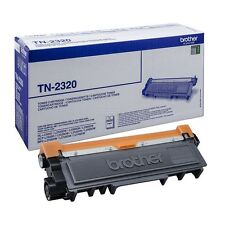 Brother TN2320 Original OEM High Capacity Black Toner Cartridge nextday delivery