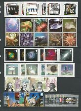 GB GREAT BRITAIN 2007 COMPLETE ALL SETS FOR YEAR U/M/MINT MNH ALL MINI SHEETS.