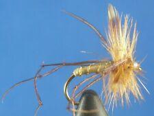1 dozen Daddy Long Legs #12, Dry Flies, Trout, Nr!