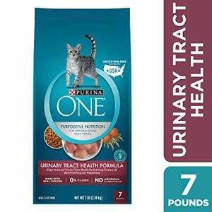 Purina ONE Urinary Tract Health Dry Cat Food; Urinary Tract Health Formula - 7 l