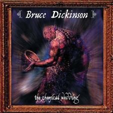 Bruce Dickinson-Chemical Wedding  (UK IMPORT)  CD NEW