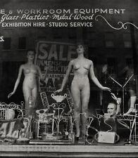 1950's Vintage Print MID CENTURY FEMALE NUDE Photo Litho Fine Art ~ ZOLTAN GLASS