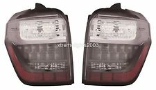 TOYOTA 4RUNNER 2014-2016 LEFT RIGHT TAILLIGHTS TAIL LIGHTS REAR LAMPS NEW PAIR