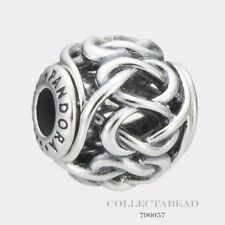 Authentic Pandora Essence Collection Silver Friendship Bead 796057 *SPECIAL*
