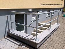 Mauerabdeckung Naturstein grau/ Granit Abdeckung Abdeckplatte Mauer 100/20/3cm