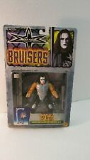 Toy Biz WCW Wrestlers Bruisers Sting Action Figure 1999 t866