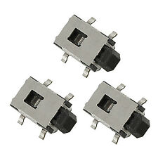 3x SMD Push Button Sennheiser SKM EW 100 300 500 900 Series - ON OFF SET Switch