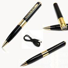 4gb una cámara oculta Spy Cam pen bolígrafo lápiz video vigilancia sonido a78