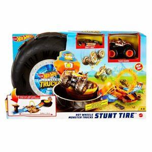 Hot Wheels Monster Trucks Stunt Tire Play Set - Brand New **EOFY SALE**