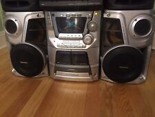 Panasonic CD Stereo System - Free Shipping