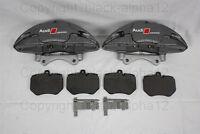 Audi RS6 4F / Q7 V12 Keramik / Ceramic Bremssättel, Alcon, 420mm Bremse