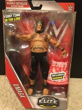 WWE Umaga Action Figure Elite Series 40 Mattel Toy NEW IN BOX