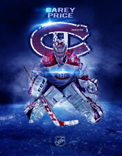 """010 Carey Price - Montreal Canadiens NHL Sport Player 14""""x17"""" Poster"""