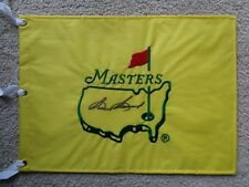Sam Snead signed undated Masters Flag