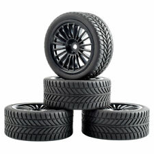 Neumáticos y llantas set tuning llantas de acero para 1:18 modelos//Neo scale models