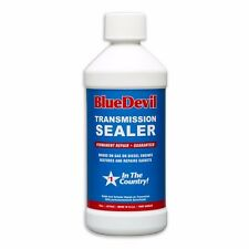 Transmission STOP LEAK Seal Conditioner BLUE DEVIL Tranny fluid SeaLer 16oz pint
